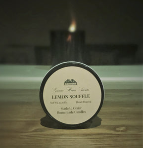 Lemon Soufflé - Greene House Scents