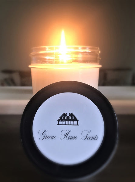 Oakmoss & Amber - Greene House Scents