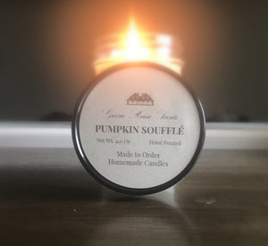 Pumpkin Soufflé - Greene House Scents