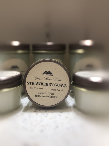 Strawberry Guava - Greene House Scents