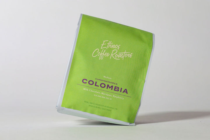 COLOMBIA DECAF | MEDIUM ROAST | SUGARCANE DECAF PROCESS