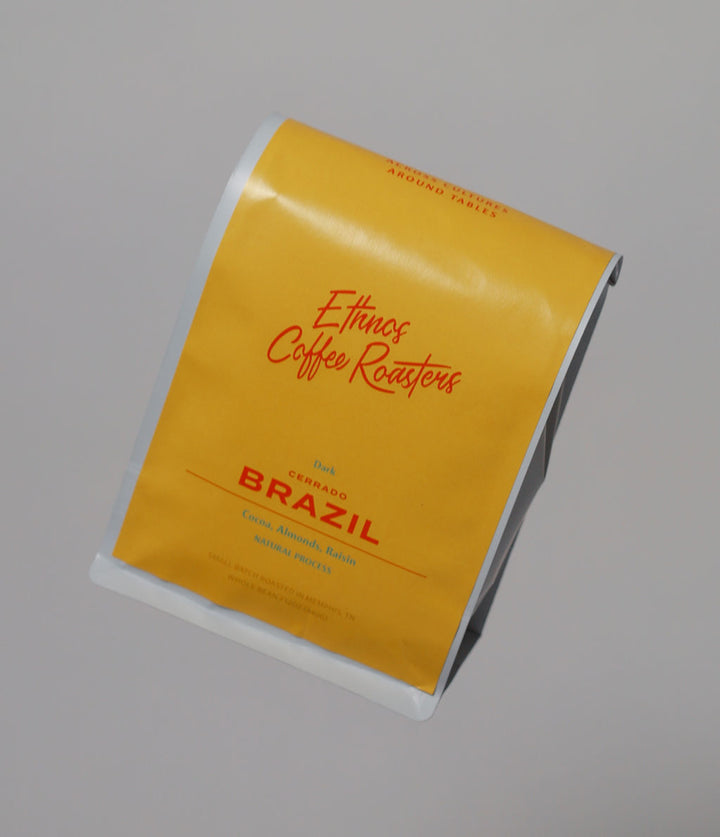 BRAZIL | DARK ROAST | NATURAL PROCESS