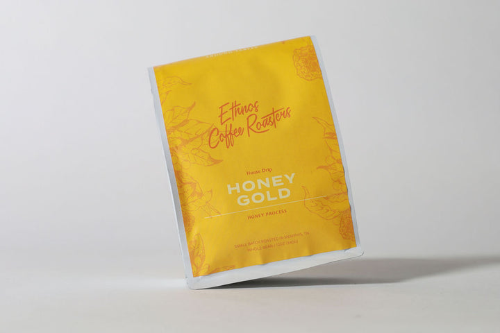 HONEY GOLD | MEDIUM ROAST | HONEY PROCESS