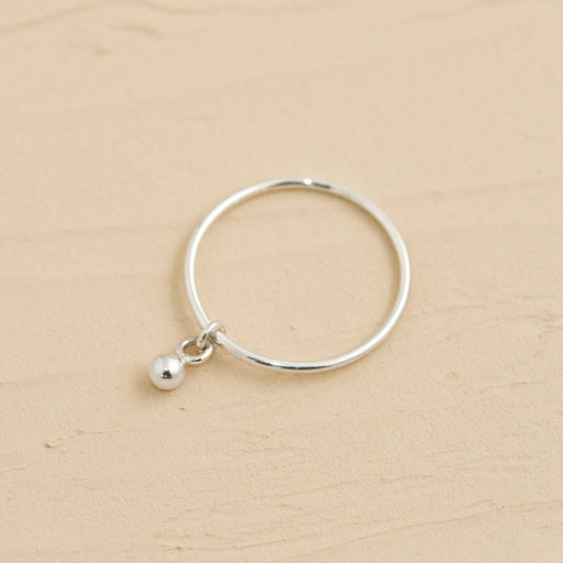 Orb Ring – Silver