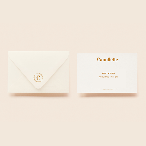 Camillette Jewelry Gift Cards are Always the Best Gift!