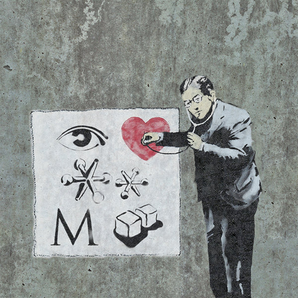 Banksy Re-interpreted