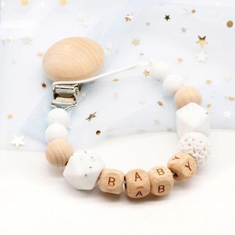Personalized Teether Bracelet