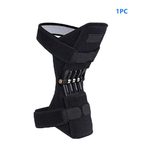 Joint Support Knee Pads Breathable Non-slip Lift Knee Pads Care Powerful Rebound Spring Force Knee Booster Dropshipping - Fitness-Cardio-Shop