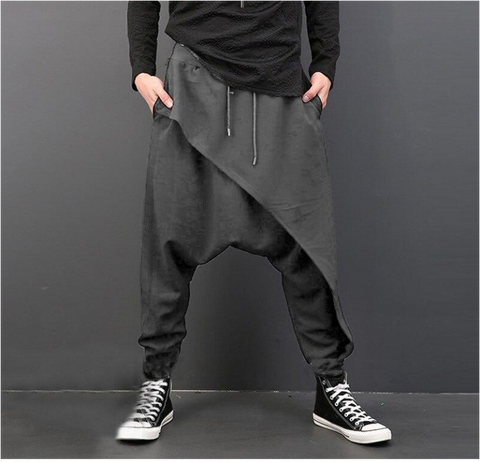 Sarouel pants mens