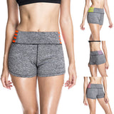 Short de fitness strech pour le yoga fitness et musculation - Fitness-Cardio-Shop