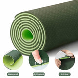 Tapis d'exercice yoga fit