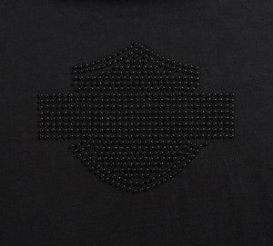 T-Shirt Studded Logo 99127-20VW