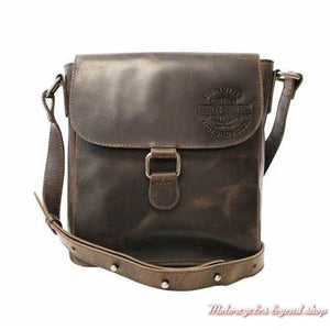 Sac bandoulière RB9124L-BROWN