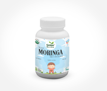 Australian Certified Organic (ACO) Genius Herbs Moringa Tablets for Children (200mg)