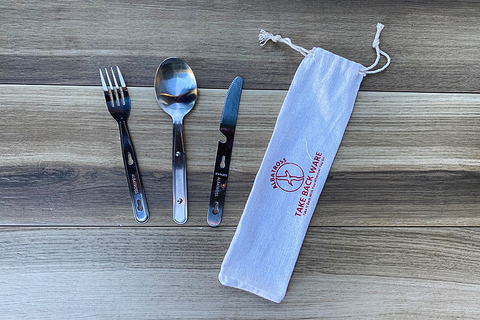 Take Back Ware - Travel Utensils