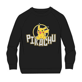 Official Pokémon Pikachu Kids Sweater