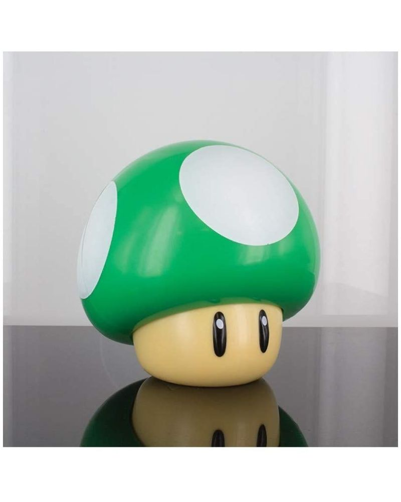 Official Super Mario 1-Up Mushroom Light / Lamp