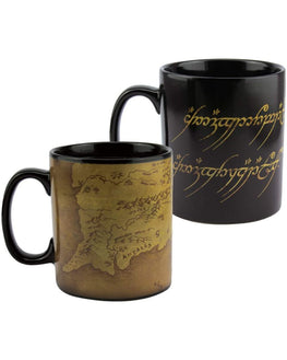 Official The Lord Of The Rings Heat Change Mug (550ml)