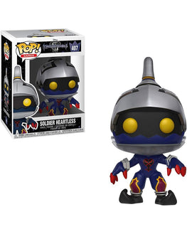 Kingdom Hearts III Pop! Games Vinyl Figure – Soldier Heartless