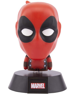 Official Marvel Deadpool Character Icon Light