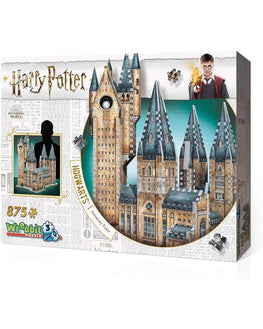 Official Harry Potter Hogwarts Astronomy Tower Puzzle (875 Pieces)