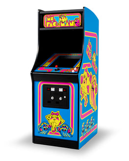 Deposit for Ms Pac-Man Quarter Size Arcade Cabinet