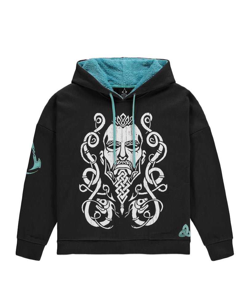 Assassin's Creed Valhalla - Women's Hoodie With Teddy Hood