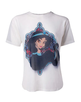 Official Disney Aladdin Princess Jasmine Women's T-Shirt