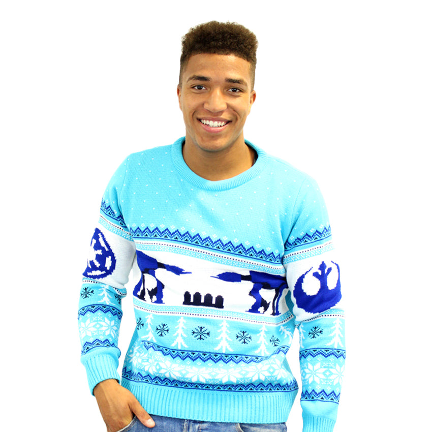 Official AT-AT Star Wars Christmas Jumper / Ugly Sweater