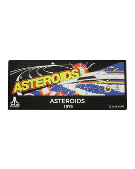 Official Asteroids Rubber Floor / Door Mat