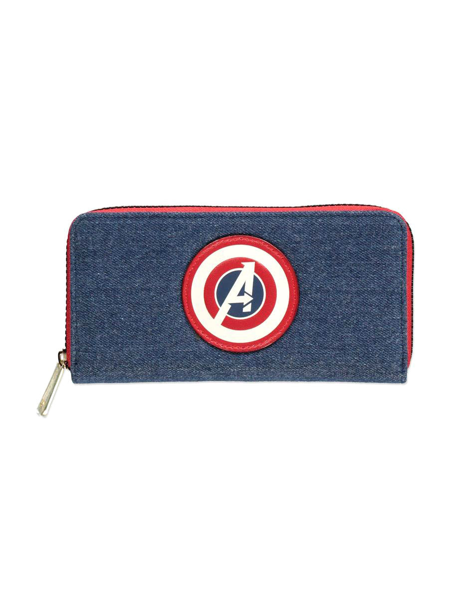Marvel - Avengers Zip Around Wallet
