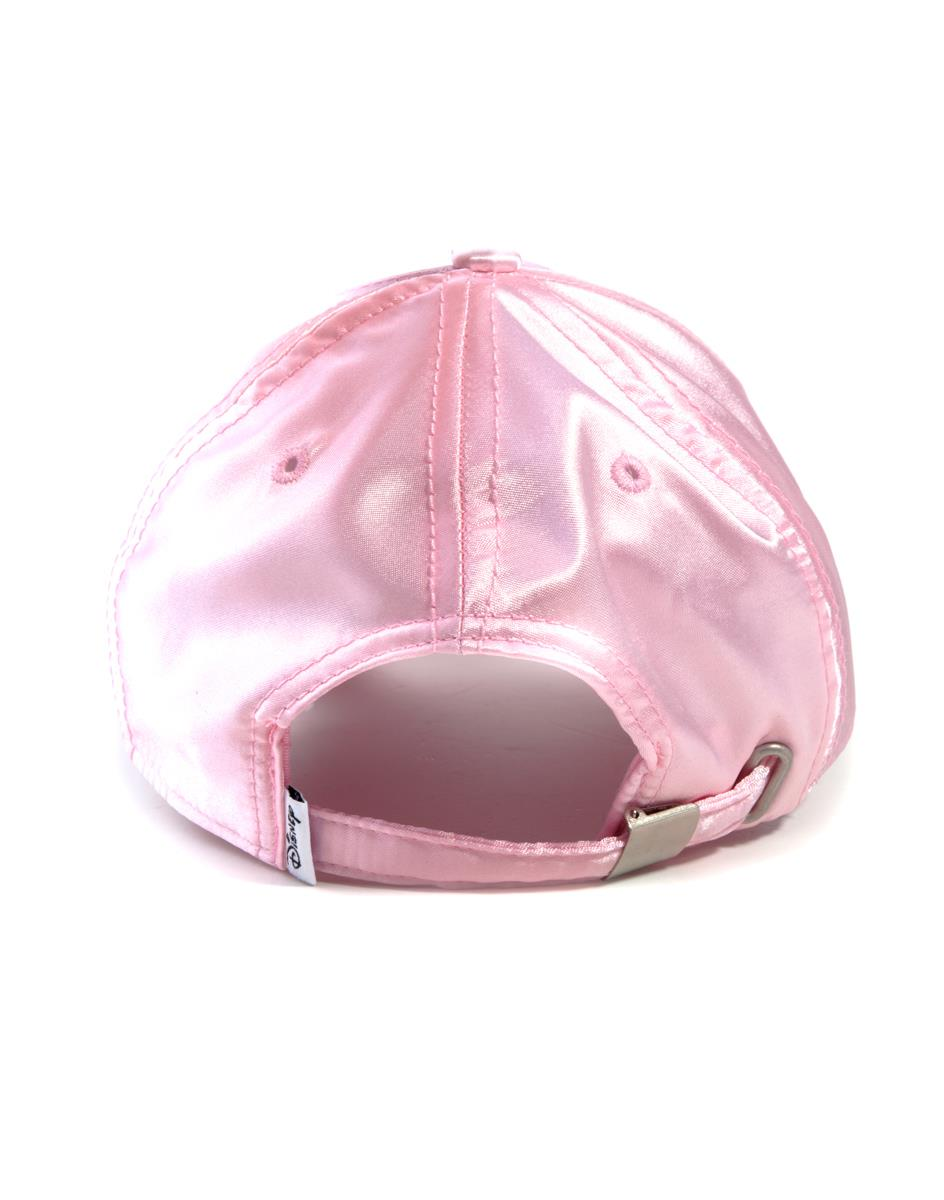 Official Disney Aristocats Marie Satin Curved Bill Cap