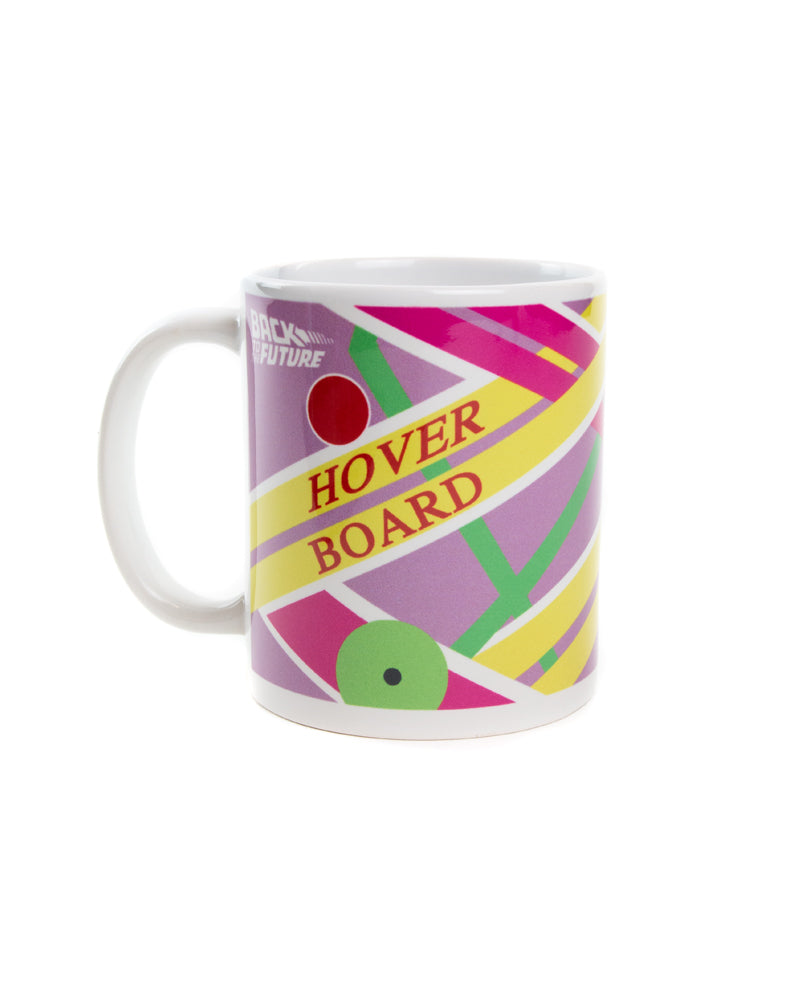 Official Back to The Future Hoverboard Mug