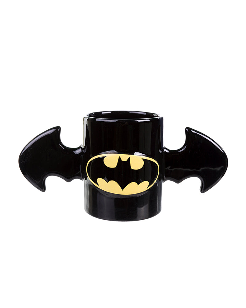 Official Batman 3D Mug with Wings