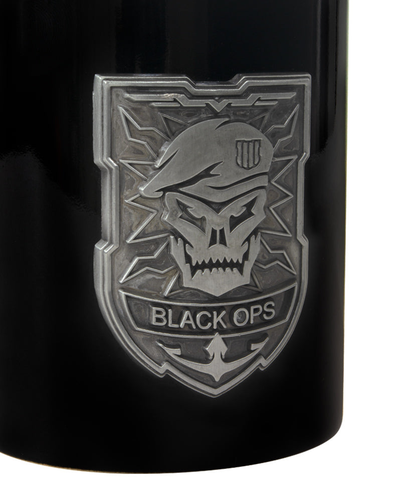 Official Call of Duty Black Ops 4 Mug With Metal Logo