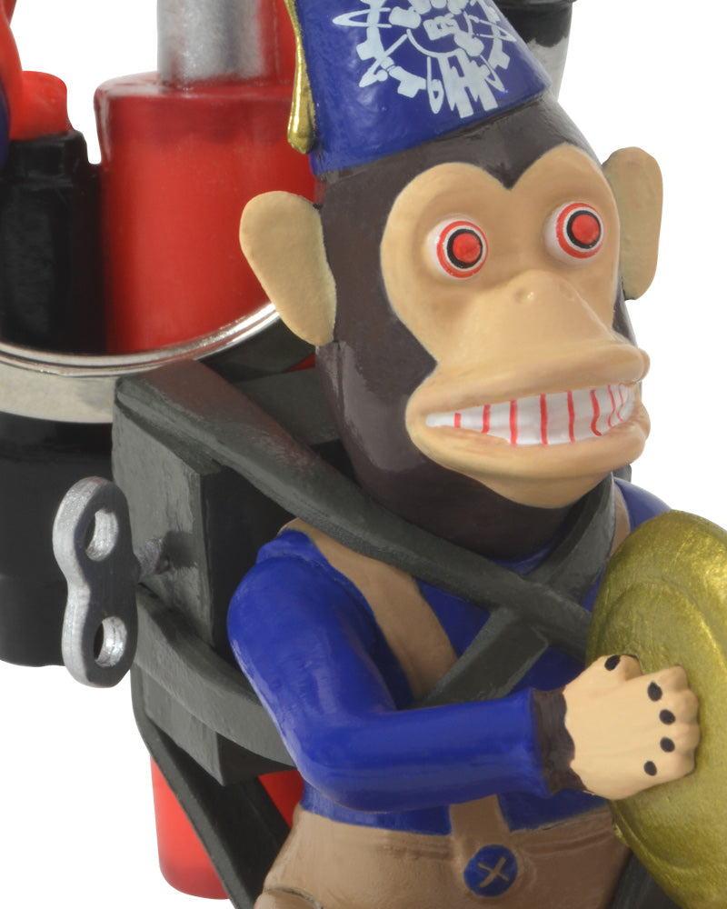 Official Call of Duty 3D Monkey Bomb Keyring / Keychain