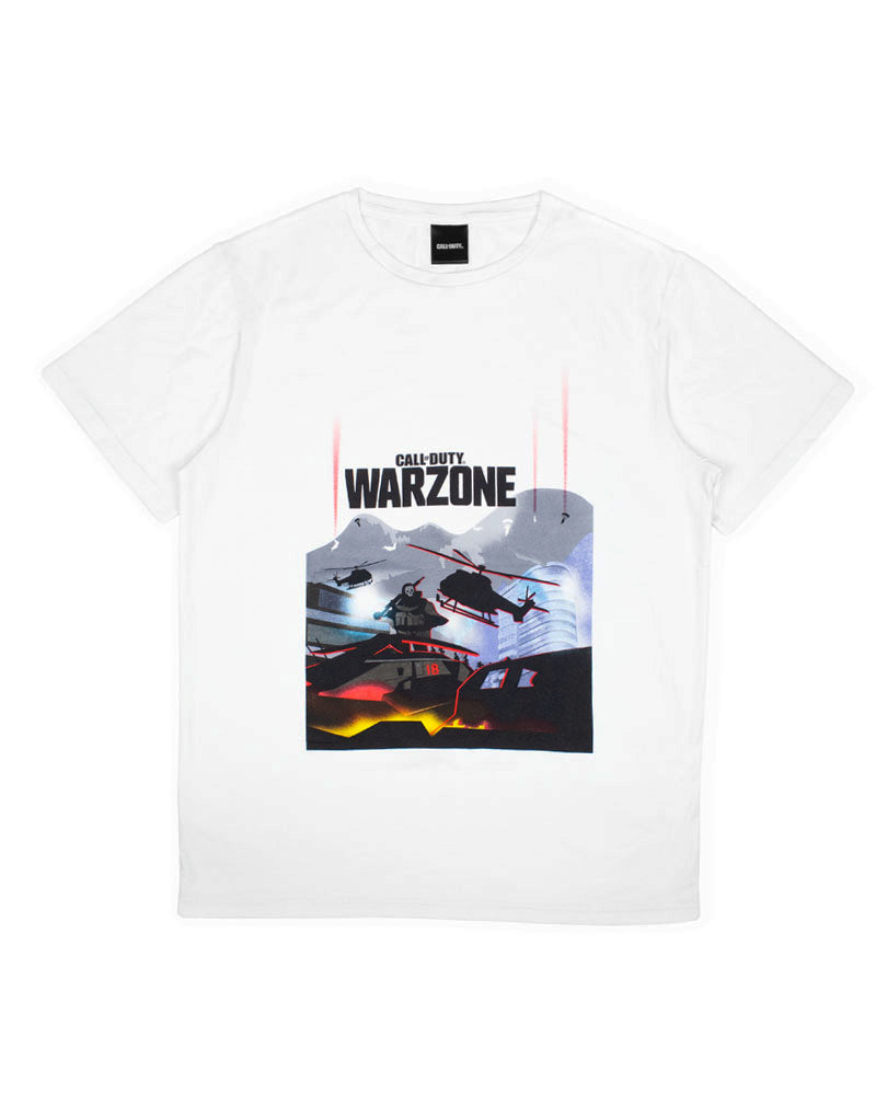 Official Call Of Duty Warzone Helicopter T-Shirt