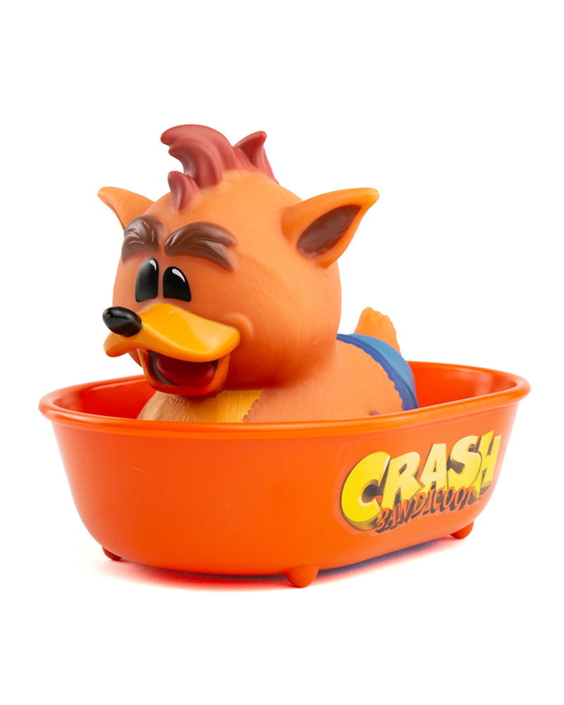 Crash Bandicoot Crash TUBBZ Collectible Duck