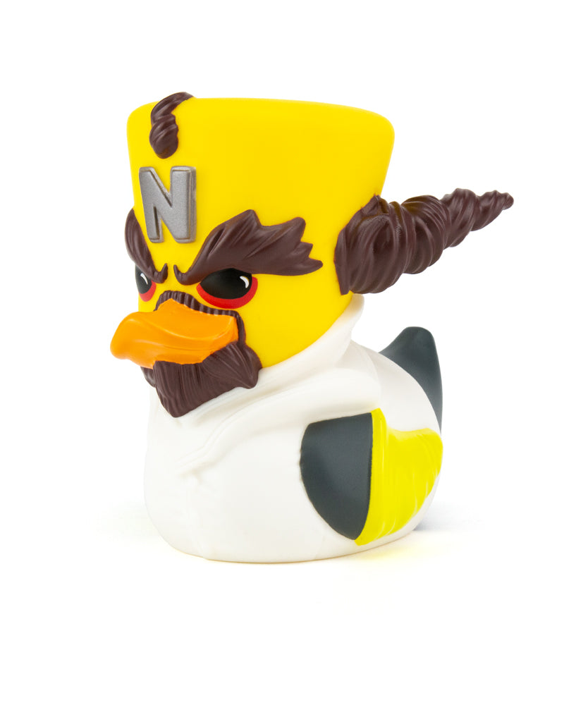 Crash Bandicoot Dr. Neo Cortex TUBBZ Collectible Duck