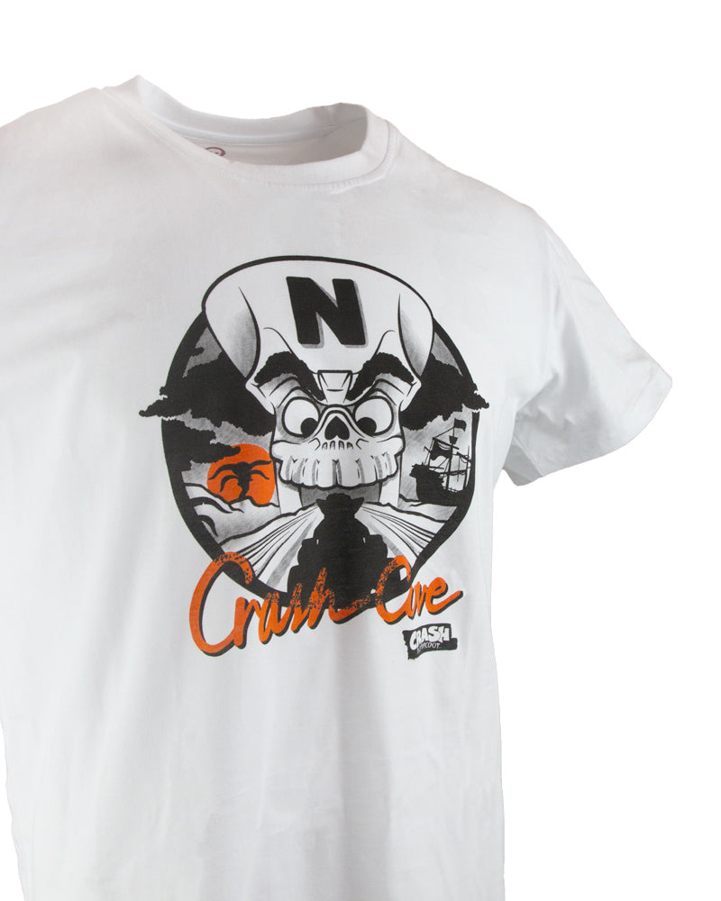 Official Crash Team Racing Nitro-Fueled Crash Cove T-Shirt