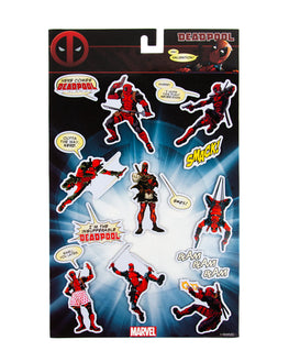 Official Marvel Deadpool Fridge Magnets