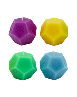 Official Destiny Engram Candle Set - 4 Pack