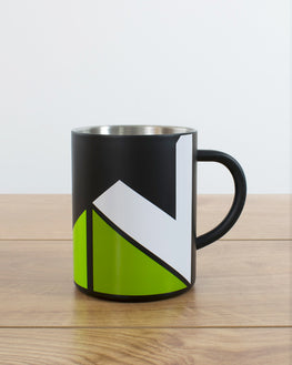 Official Destiny 2 Veist Foundry Steel Mug