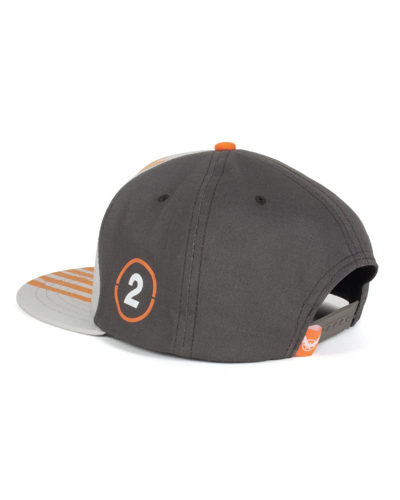 Official Tom Clancy's The Division 2 Flag Snapback