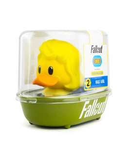 Fallout Vault Girl TUBBZ Collectible Duck