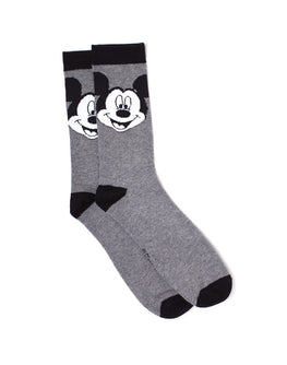 Official Mickey Mouse Big Face Socks