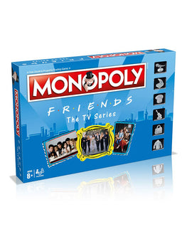 Official Friends Monopoly