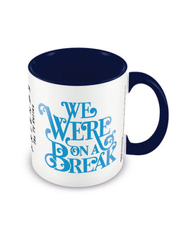 Official Friends On A Break Mug
