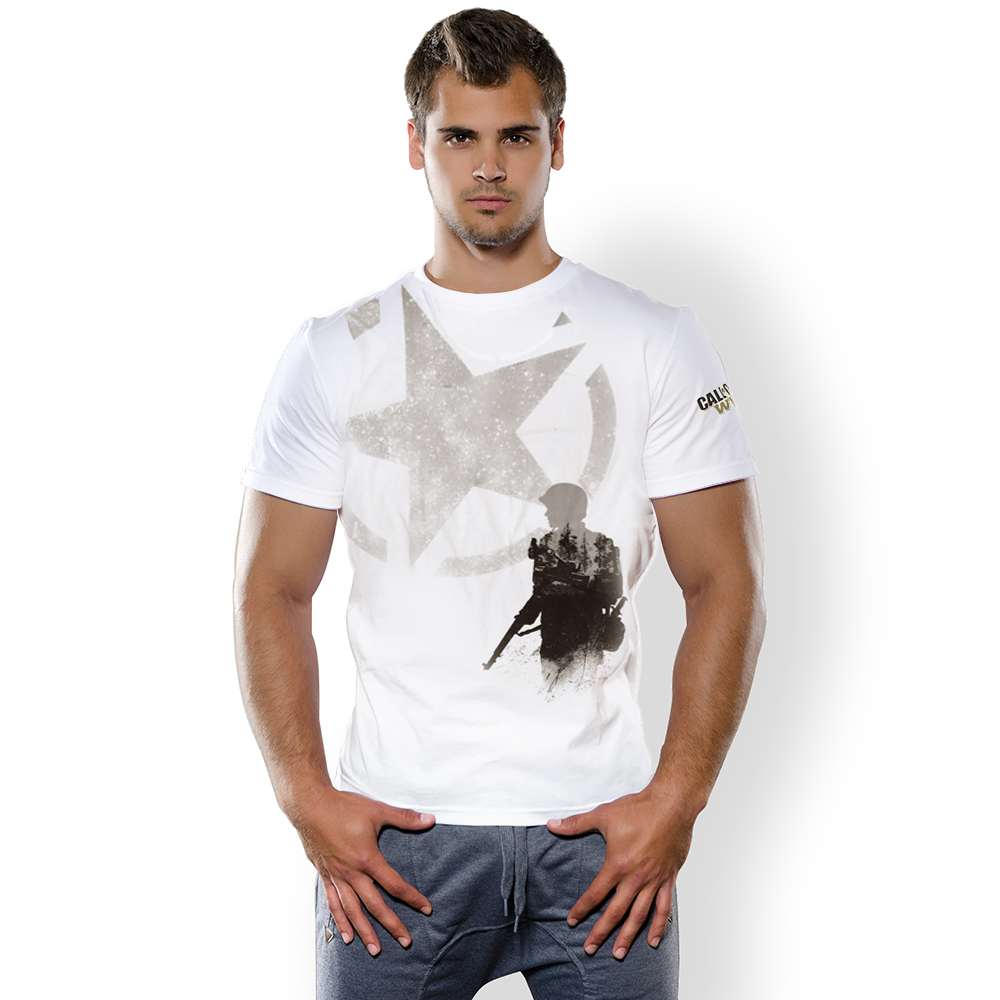 Official Call of Duty Faded Freedom T-Shirt