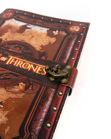 Official Game of Thrones Seven Kingdoms Large Notebook / Journal